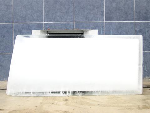 Barras de Hielo de 150 Kilogramos